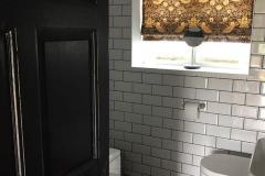 Tretower bathroom