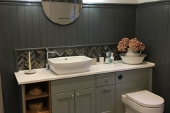 Wydelock bath sink wc
